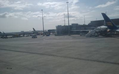 سعودی عرب کے بڑے ایئر پورٹ پر باغیوں نے حملہ کردیا