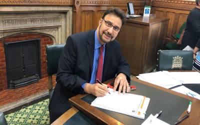 برطانیہ کی تاریخ میں کس رکن پارلیمنٹ کے پروڈکشن آرڈرز جاری کیے گئے؟ ممبر یو کے پارلیمنٹ کا تہلکہ خیز انکشاف