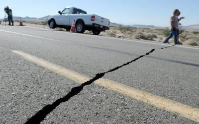 امریکہ میں لگاتار دوسرے دن خوفناک زلزلہ، قیامت کے مناظر