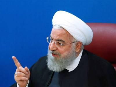 ایران نےیورنیم افزودگی کی طے شدہ حدود توڑنے کا اعلان کردیا