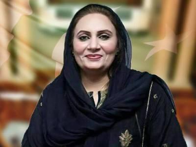 ''احتساب عدالت کے جج کی ویڈیو حقائق پر مبنی ہوتی تو ۔۔۔''تحریک انصاف کی خاتون رکن اسمبلی نے مریم نواز پر طنز کے تیر چلا دیئے