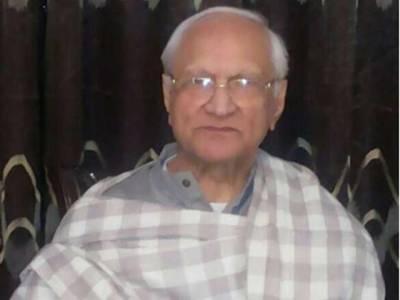 وزیراعلیٰ عثمان بزدار کا پنجاب یونیورسٹی کے سابق وائس چانسلر ڈاکٹر خیرات ابن رسا کے انتقال پر اظہار افسوس