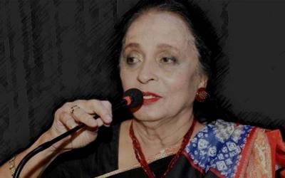 پاکستان کی نامور اداکارہ ذہین طاہرہ انتقال کر گئیں