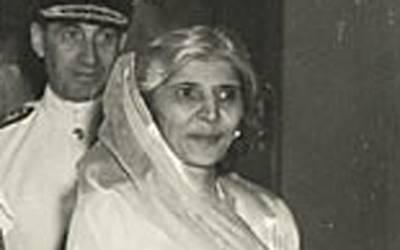 قیام پاکستان میں مادر ملت کی خدمات ....!