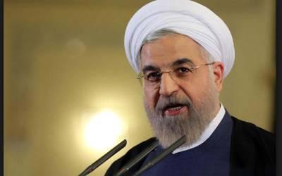 ایرانی صدر حسن روحانی نے برطانیہ کے خلاف بڑے اقدام کا اعلان کردیا