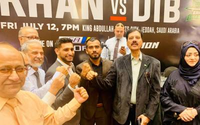 عامر خان کا پاکستان میں باکسنگ ٹورنامنٹ کے انعقاد کا اعلان، دنیا بھر کے معروف باکسر حصہ لیں گے