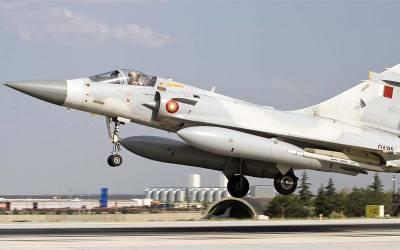 قطر کے دو جنگی طیارے آپس میں ہی ٹکرا گئے اور پھر ۔۔۔ پریشان کن خبر