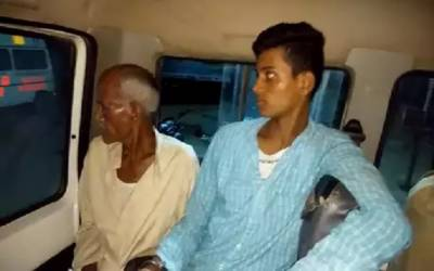 65 سالہ بزرگ نے مندر میں 7 سالہ بچی کا ریپ کردیا ، پاس کھڑے نوجوان نے بچانے کے بجائے ویڈیو بنا کر سوشل میڈیا پروائرل کردی