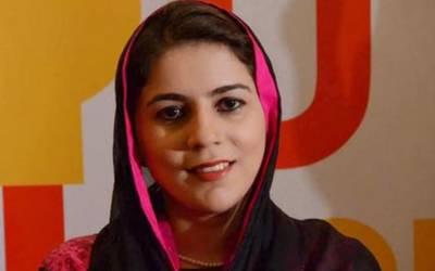 ناز بلوچ نے حکومتی وزراءپر سنگین الزام عائد کردیا