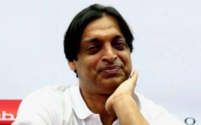 ''بھارتی شائقین ویرات کوہلی پر غصہ نہ کریں کیونکہ ۔ ۔ ۔'' شعیب اختر بھارتی ٹیم کے دفاع کیلئے میدان میں آگئے