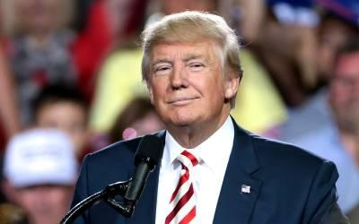 امریکہ نے ایرانی ڈرون مار گرایا، ٹرمپ کا دعویٰ