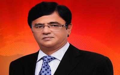 شاہد خاقان عباسی کی گرفتاری دال میں کچھ کالا ہے !سینئر صحافی کامران خان کا تہلکہ خیز تجزیہ