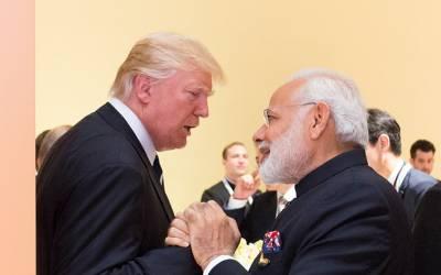 ٹرمپ کی مسئلہ کشمیر پر ثالثی کی پیشکش پر بھارت کا موقف بھی آگیا