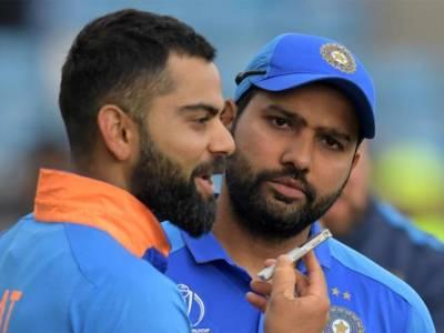 دورہ ویسٹ انڈیز سے قبل ہی بھارتی کرکٹ ٹیم کو بڑا جھٹکا لگ گیا ،ویرات کوہلی کے خلاف کھلاڑیوں نے بغاوت کر دی