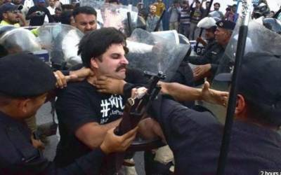 عالمگیر خان دوبارہ وہ کام کرنے کیلئے پرعزم جس کی وجہ سے ان کوایک دن میں دوبار حوالات کی ہوا کھانا پڑی