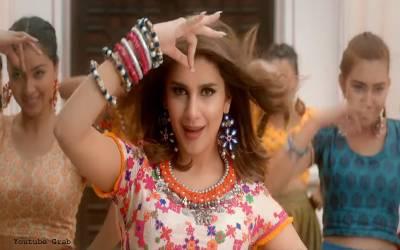 'کبریٰ خان نے رمضان کے آخری عشرے میں اعتکاف کیا تھا' فلم سپر سٹار کا گاناریلیز ہونے پرتنقید، اداکارہ بھی میدان میں آگئیں