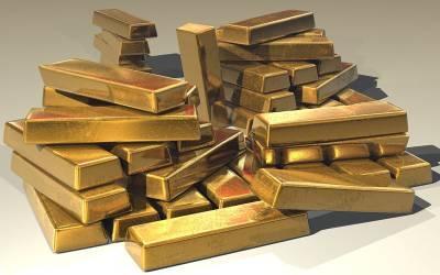 سونے کی فی تولہ قیمت 500روپے اضافے کے ساتھ تاریخ کی بلند ترین سطح پر پہنچ گئی