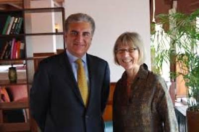 شاہ محمود قریشی کا دوست ملک چین کے ہنگامے دورے کا اعلان