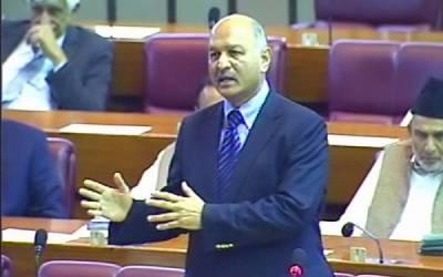 اپوزیشن کی کشمیر پر سودے بازی والی بات سیاسی بیان ہے،مشاہد حسین سید