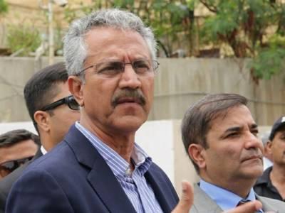 میئر کراچی وسیم اختر نے سندھ حکومت کا کچا چٹھا کھولتے ہوئے وزیر اعظم عمران خان سے بڑی درخواست کر دی