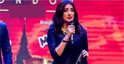 مہوش حیات نے پوری دنیا میں پاکستان کا نام روشن کر دیا ، ناروے میں تقریب سے خطاب کرتے ہوئے دل جیت لیے