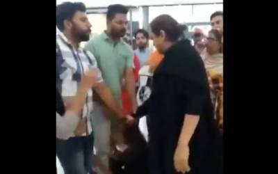 لاہور کے شاپنگ مال میں سیلز گرل پر تشدد کرنے والی خاتون گرفتار، شناخت کیا ہوئی اور گرفتاری کیسے عمل میں آئی؟ تفصیلات منظرعام پر
