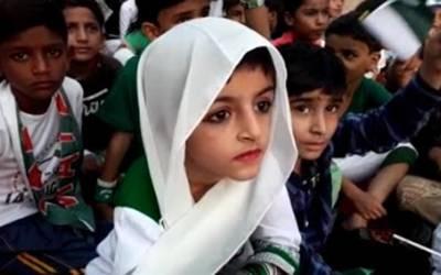 تھرپارکر کے تمام چھوٹے بڑے شہروں میں جشن آزادی انتہائی جوش جذبے ولولے کے ساتھ منایا گیا