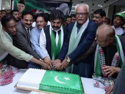 سندھ حکومت سمیت ہر پاکستانی اس مشکل گھڑی میں کشمیری بھائیوں کے ساتھ ہے: ناصر حسین شاہ