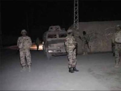 ڈیرہ اسماعیل خان، سیکیورٹی فورسز سے مقابلے میں 4 دہشت گرد ہلاک