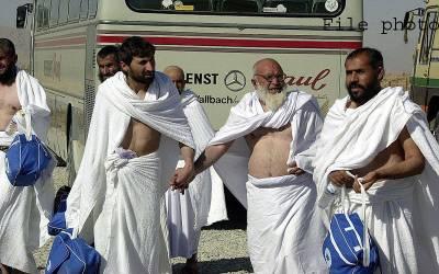 پی آئی اے کی پہلی حج پرواز 166 حجاج کرام کو لےکر کراچی پہنچ گئی