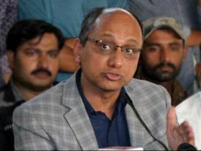 تحریک انصاف کی حکومت نے ایک سال میں بدترین کارکردگی دکھائی:سعید غنی