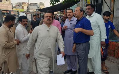 اشیاءضرورت کی قیمتیں کنٹرول کرنے کی مہم کا آغاز ، لاہور میں گرانفروشی پر 14 دکانیں سیل، دکانداروں کو بھاری جرمانے