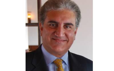 امریکی صدر پاکستان اور بھارت میں ثالثی کا کردار ادا کررہے ہیں ،خطے کی صورتحال میں دلچسپی لینے پر صدرٹرمپ کے مشکور ہیں،شاہ محمود قریشی