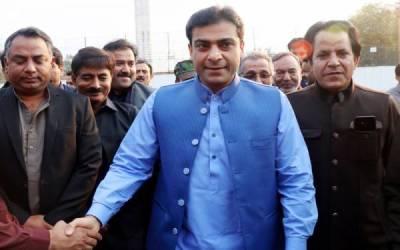 سپیکر پنجاب اسمبلی کا حمزہ شہباز اور سلمان رفیق کے پروڈکشن آرڈر جاری نہ کرنے کا فیصلہ