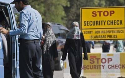 وفاقی دارالحکومت میں ناکے پر فائرنگ سے 2 پولیس اہلکار جاں بحق