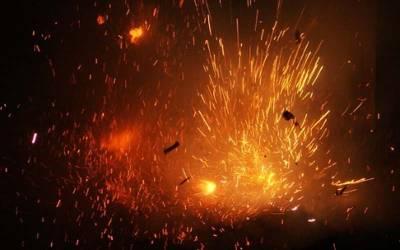 جلا ل آباد میں پاکستانی قونصل خانے کے باہر بم دھماکہ ،پولیس اہلکار سمیت 3افراد زخمی