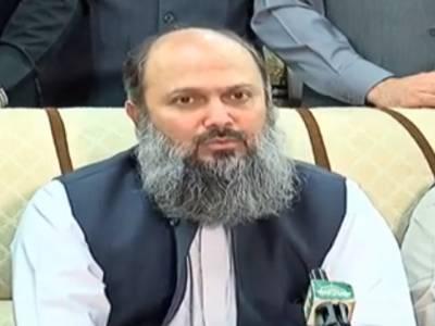 وزیراعلیٰ بلوچستان جام کمال خان نےبڑا حکم جاری کر دیا