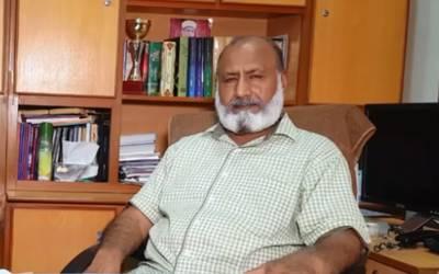 سرکاری سطح پر اردو کےنفاذ میں بیوروکریسی رکاوٹ ہے ، پروفیسر ڈاکٹر مختار احمدعزمی