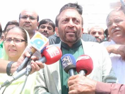 اداکار عابد علی کے انتقال پر ڈاکٹر فاروق ستار کا اظہار افسوس