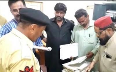 محکمہ پبلک ہیلتھ عمر کوٹ میں مبینہ طور پر کروڑوں روپے کی ہیرا پھیری، اینٹی کرپشن کا چھاپہ