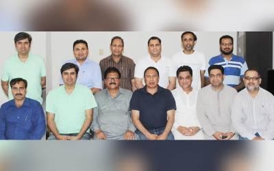 پاکستان جرنلسٹس فورم یو اے ای کا کشمیریوں کے ساتھ اظہار یکجہتی