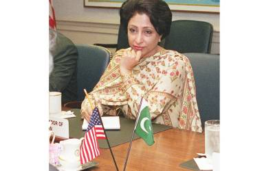 کشمیر میں جاری ظلم پر پاکستان خاموش نہیں رہےگا،ملیحہ لودھی نے مسئلہ کشمیر اقوام متحدہ کے سیکرٹری جنرل کے سامنے اٹھادیا