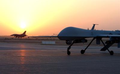 اسرائیل کا ڈرون مارگرایا گیا