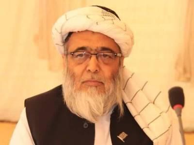 کشمیر کے معاملے پر وزیر خارجہ کی زبان نہیں بلکہ ان کی حکومت پھسل چکی ہے:حافظ حسین احمد
