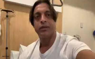 10سری لنکن کھلاڑیوں کا پاکستان آنے سے انکار، شعیب اختر نے 'احسان فراموشوں' کو پاکستانی احسانات گنوادیے