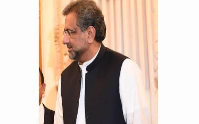 """""""مجھ پر وزارت خارجہ کی گاڑی استعمال کرنے کا الزام لگا یا گیا ، بتا دیتے میں تانگہ ۔۔"""" شاہد خاقان عباسی نے بیان جاری کر دیا"""