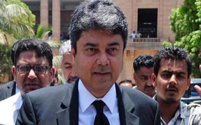 کراچی میں آرٹیکل 149 فور کے نفاذ کا ابھی فیصلہ نہیں ہوا ، تجویز دی تھی : وزیر قانون فروغ نسیم