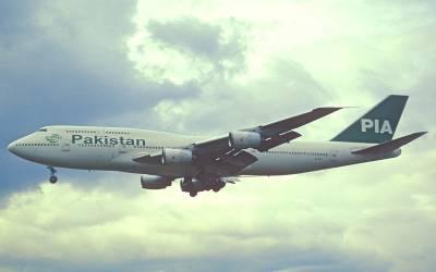 'لاہور ایئر پورٹ پر طیارے کے انجن میں آگ نہیں لگی تھی بلکہ ۔۔۔ ' ترجمان پی آئی اے نے اصل وجہ بتادی