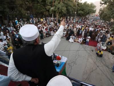 کشمیر کاز کے ساتھ بے وفائی کی گئی تو اسلام آباد کا ایسا لاک ڈاؤن کریں گے کہ تاریخ یاد رکھے گی: سراج الحق