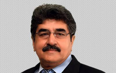 حکومت آصف زرداری اور نواز شریف سے 160ارب ڈالر ملنے کاانتظار کررہی ہے ، افتخار احمد کا دعویٰ
